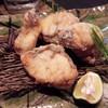 うさぎ - 料理写真:アンコウの唐揚げ