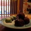 亀甲堂 - 料理写真:草だんご  ¥420