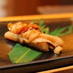小鯛雀鮨 すし萬 - 煮蛤
