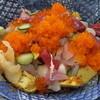 おかめ鮨 - 料理写真:あられ丼ランチ・大盛 税込¥850