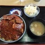 さくら亭 - 豚丼特大