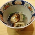 鮨 美菜月 - ☆牡蠣餡かけ(^u^)☆