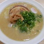 麺屋 じすり - H28.2月 鶏そば大盛 ¥800