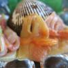 ヨッシャ食堂 - 料理写真:赤貝です