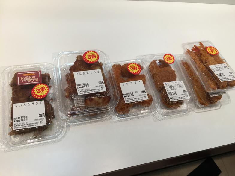 美唄焼鳥 総菜 炎 サッポロファクトリー店