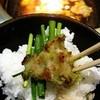 あみやき亭 - 料理写真:ランチ■国産牛ネギワサビトロホルモン240円