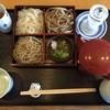真々庵 樽そば - 料理写真:三色蕎麦、1380円です。