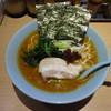 横浜家系らーめん三元 - 料理写真:家系えびらーめん