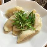 好麺 - 水餃子