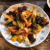 好麺 - 料理写真:上海胡瓜  見た目ほど辛くなくむしろ甘い