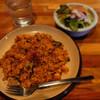 きーとどん - 料理写真:チキンピラフ サラダ付
