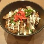 吉相 - チャーシュー丼