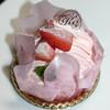 パティスリー カジワラ - 料理写真:いちごモンブラン