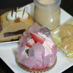パティスリー カジワラ - ケーキ