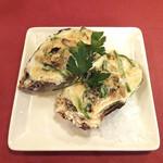 プレゴ - 生牡蠣のグラタン