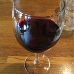47326142 - 1900円以上のランチはワインつき。