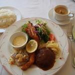 レストラン日本 - 料理写真:ランチセット