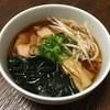 ベルマート - 料理写真:高山ラーメン(醤油)