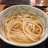 しんぺいうどん - 料理写真:鶏天うどん650円(*´д`*)うどん