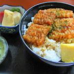満る市寿司 - 鱧丼セット