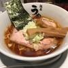 うめはら - 料理写真:醤油らーめん(太麺・ロース)