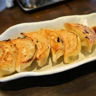 つけ麺 ジンベエ - 料理写真:餃子