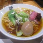 竹末東京プレミアム - 料理写真:醤油