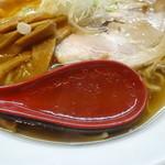 ラーメン樹 - スープ