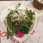 横浜チーズカフェ - サラダ
