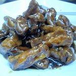 健昌 - 黒酢酢豚