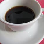 ラ・ベルデ - ホットはコーヒーと紅茶。