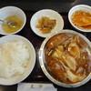 麗郷 - 料理写真:セットメニュー(鶏紅鮑魚)