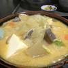 食堂ニューミサ - 料理写真:豚汁ラーメン おおもり