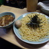 魂の中華そば - 料理写真:味玉入りつけそば