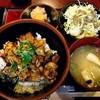 豚郎 - 料理写真:「豚カルビ丼定食」並税込700円