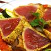 Dobro - 料理写真:高級クロアチア産本マグロのカツレツ レア仕上げ