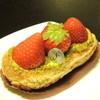 Patisserie SOIR - 料理写真:エクレール・スカイベリー 700円+税