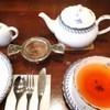 植田ラティス - ドリンク写真:セットの紅茶はバレンタイン♥ブレンドRenka