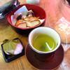 お菓子のいしはら - 料理写真:和菓子屋さんでティータイムです(*^^*)