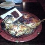 大衆酒場 一期 - 名物 炎の一期鶏