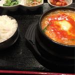 47396004 - 純豆腐チゲ定食