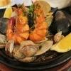 スペインバル・ジローナ - 料理写真:魚介のフィデゥア1,900円+税、パスタのパエリア