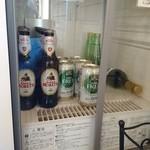 リスモリーノ - イタリアンビールがあります