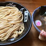 とみ田 - 味玉つけ麺 並盛り