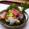 祇園 魚亀 - 料理写真:お造りの盛り合わせ