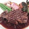 西菜亭 - 料理写真:栃木黒毛和牛A4フィレステーキ