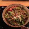 そば処 英太郎 - 料理写真:温かいサラダそば