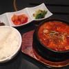 チョンギワ - 料理写真:純豆腐ランチ