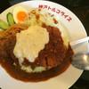 神戸トルコライス - 料理写真:カツトルコライス [ちょい]