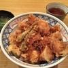 てんぷら黒川 - 料理写真:かき揚げ丼